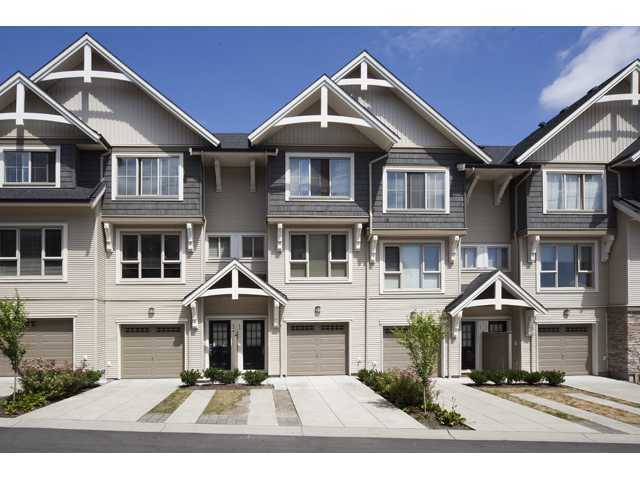 "Main Photo: 54 1370 PURCELL Drive in Coquitlam: Westwood Plateau Townhouse for sale in ""WHITE TAIL LANE"" : MLS®# V903344"