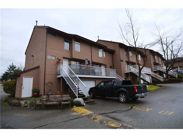 Main Photo: 431 LEHMAN Place in Port Moody: North Shore Pt Moody Condo for sale : MLS® # V929359