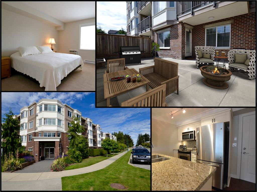 "Main Photo: 101 15357 ROPER Avenue: White Rock Condo for sale in ""Regency Court"" (South Surrey White Rock)  : MLS®# R2083732"