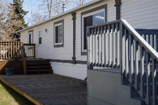 Main Photo: 153 Willow Park Estates: Leduc Mobile for sale : MLS® # E4076760