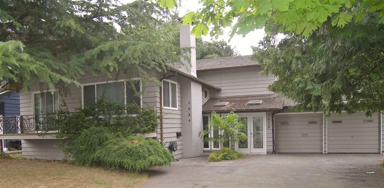 Main Photo: 1424 53A Street in Tsawwassen: Cliff Drive House for sale : MLS®# R2291723