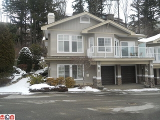 Main Photo: 1 35537 Eagle Mountain Drive in Abbotsford: Abbotsford East Townhouse for sale : MLS® # F1100680