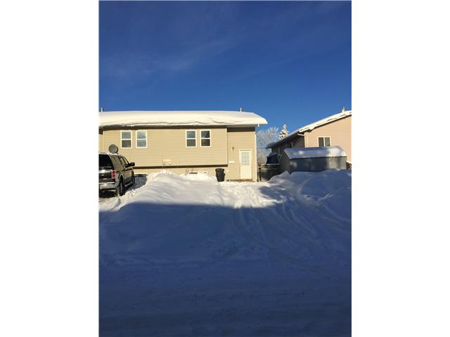 Main Photo: 10204 103RD Avenue in Fort St. John: Fort St. John - City NW House 1/2 Duplex for sale (Fort St. John (Zone 60))  : MLS® # N241739