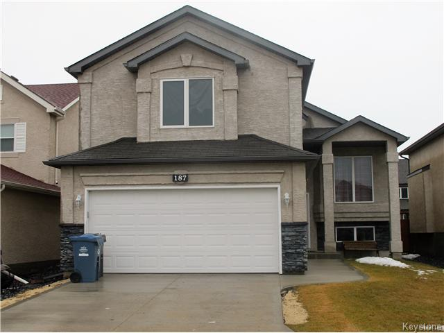 Main Photo:  in Winnipeg: Transcona Residential for sale (North East Winnipeg)  : MLS® # 1605661