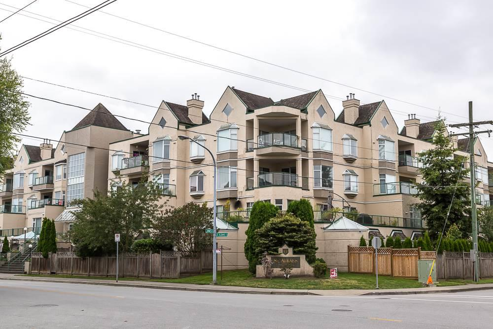 "Main Photo: 208 7633 ST. ALBANS Road in Richmond: Brighouse South Condo for sale in ""St. Albans Court"" : MLS(r) # R2164005"