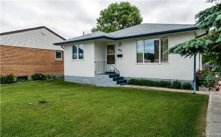 Main Photo: 815 McPhillips Street in Winnipeg: Shaughnessy Heights Residential for sale (4B)  : MLS® # 1716208