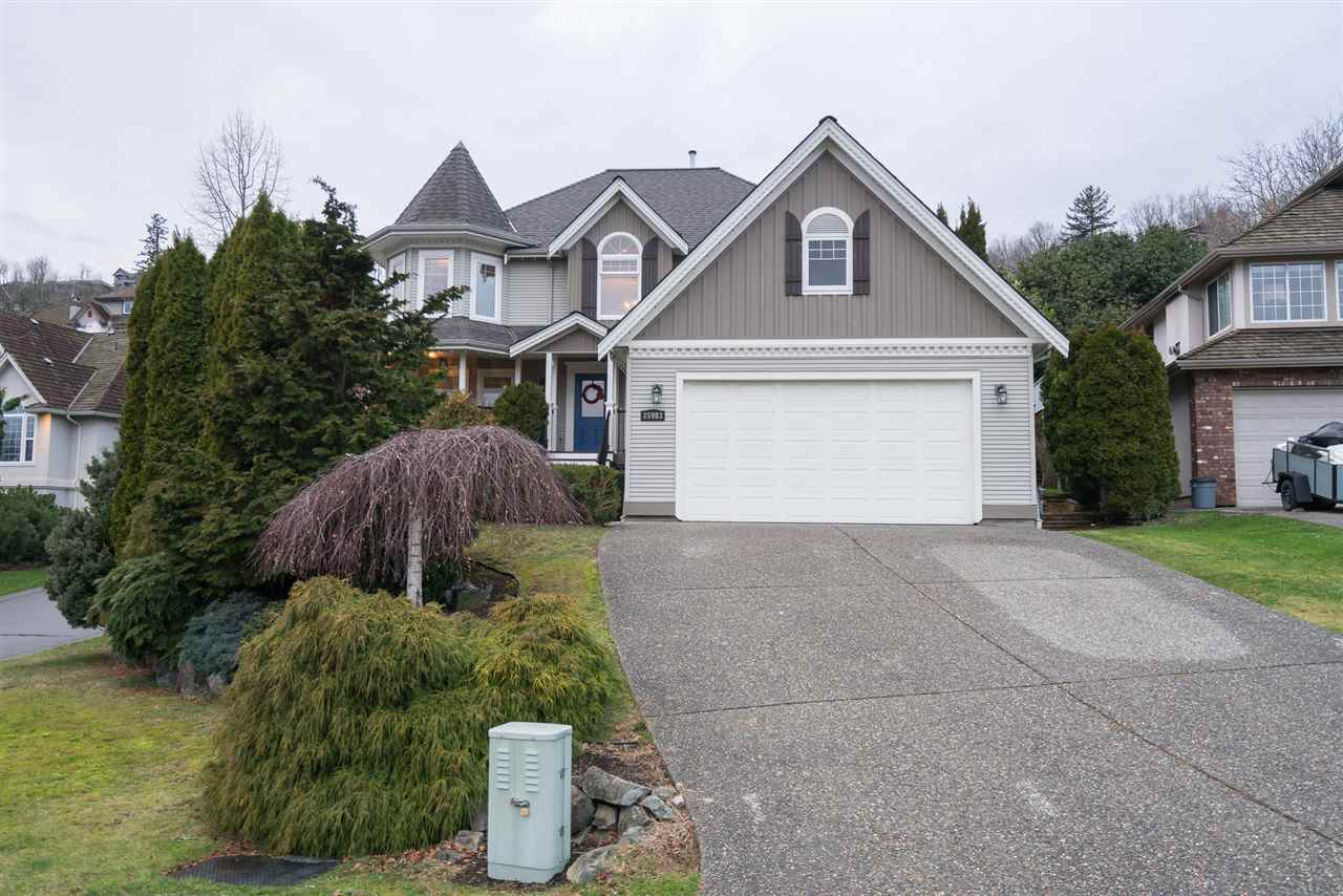 "Main Photo: 35983 STONERIDGE Place in Abbotsford: Abbotsford East House for sale in ""Mountain Village"" : MLS®# R2236228"