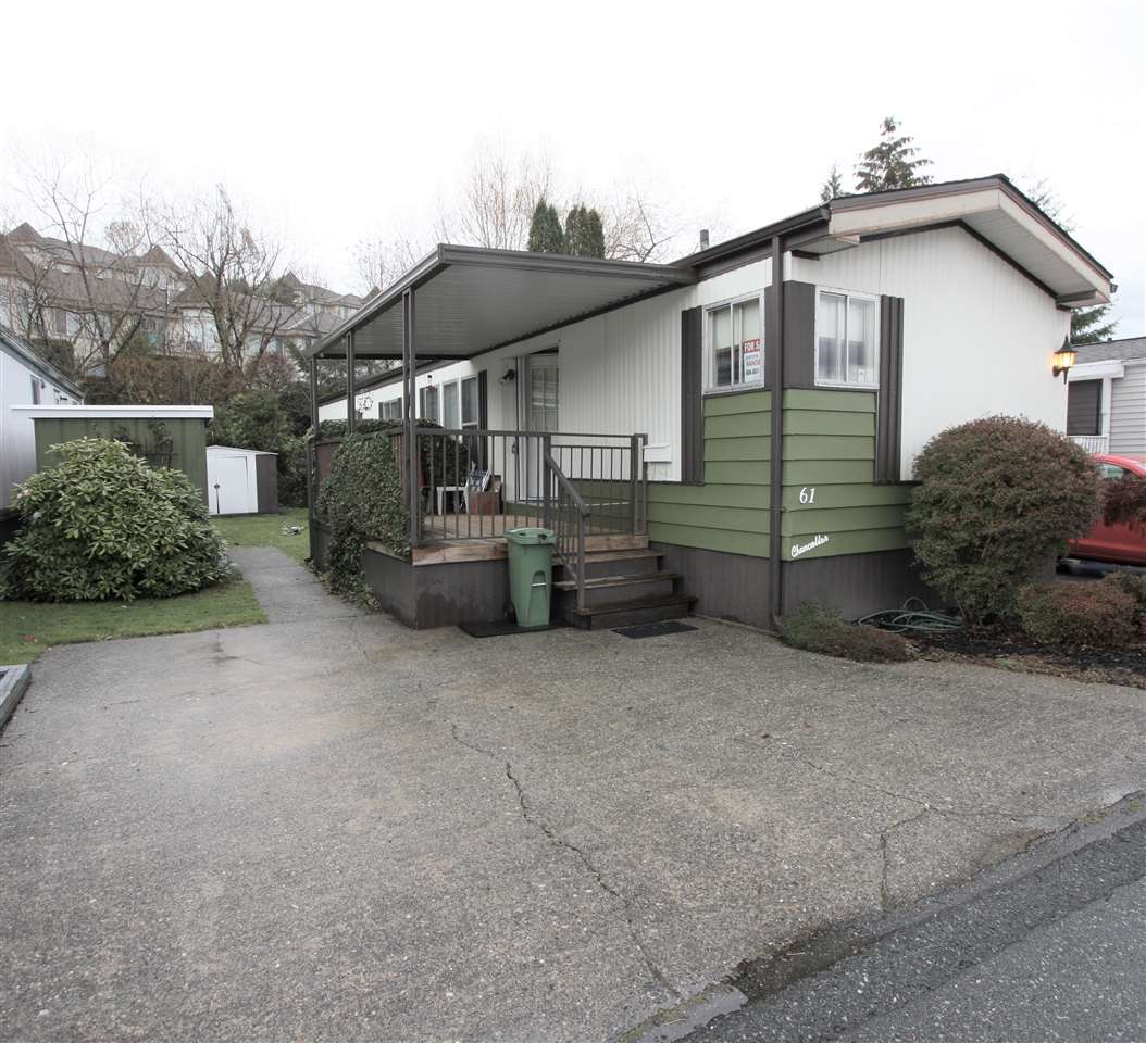 FEATURED LISTING: 61 - 3300 HORN Street Abbotsford