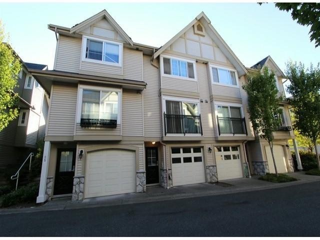 "Main Photo: 34 15488 101A Avenue in Surrey: Guildford Townhouse for sale in ""Cobblefield Lane"" (North Surrey)  : MLS® # F1324570"