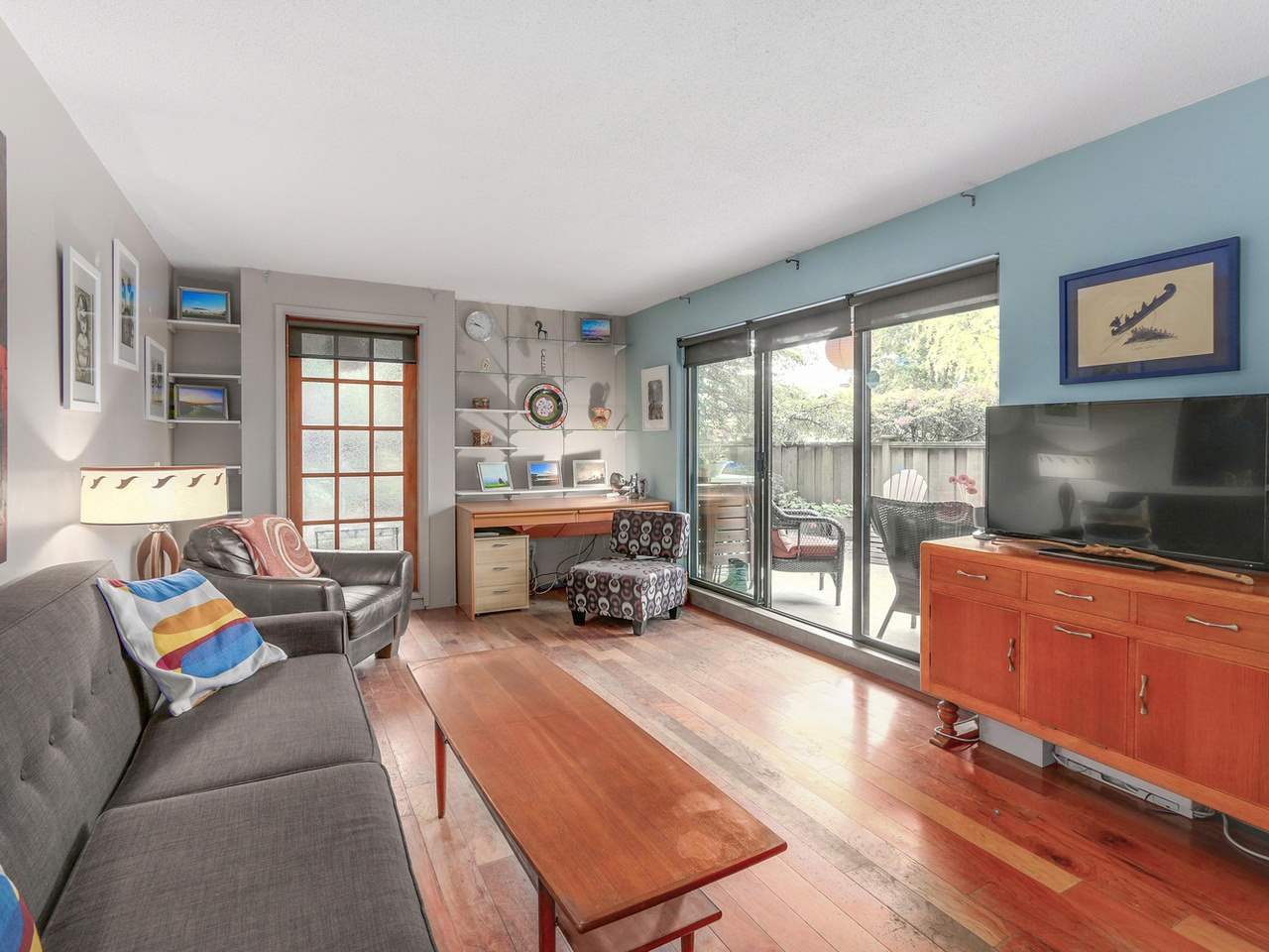 FEATURED LISTING: 102 224 GARDEN Drive North Vancouver