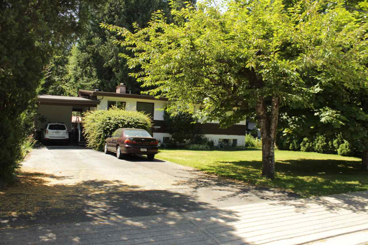 Main Photo: 5469 BRYDON Crescent in Langley: Langley City House for sale : MLS® # R2186803
