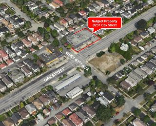 Main Photo: 8257 Oak Street in Vancouver: Marpole Office for sale (Vancouver West)