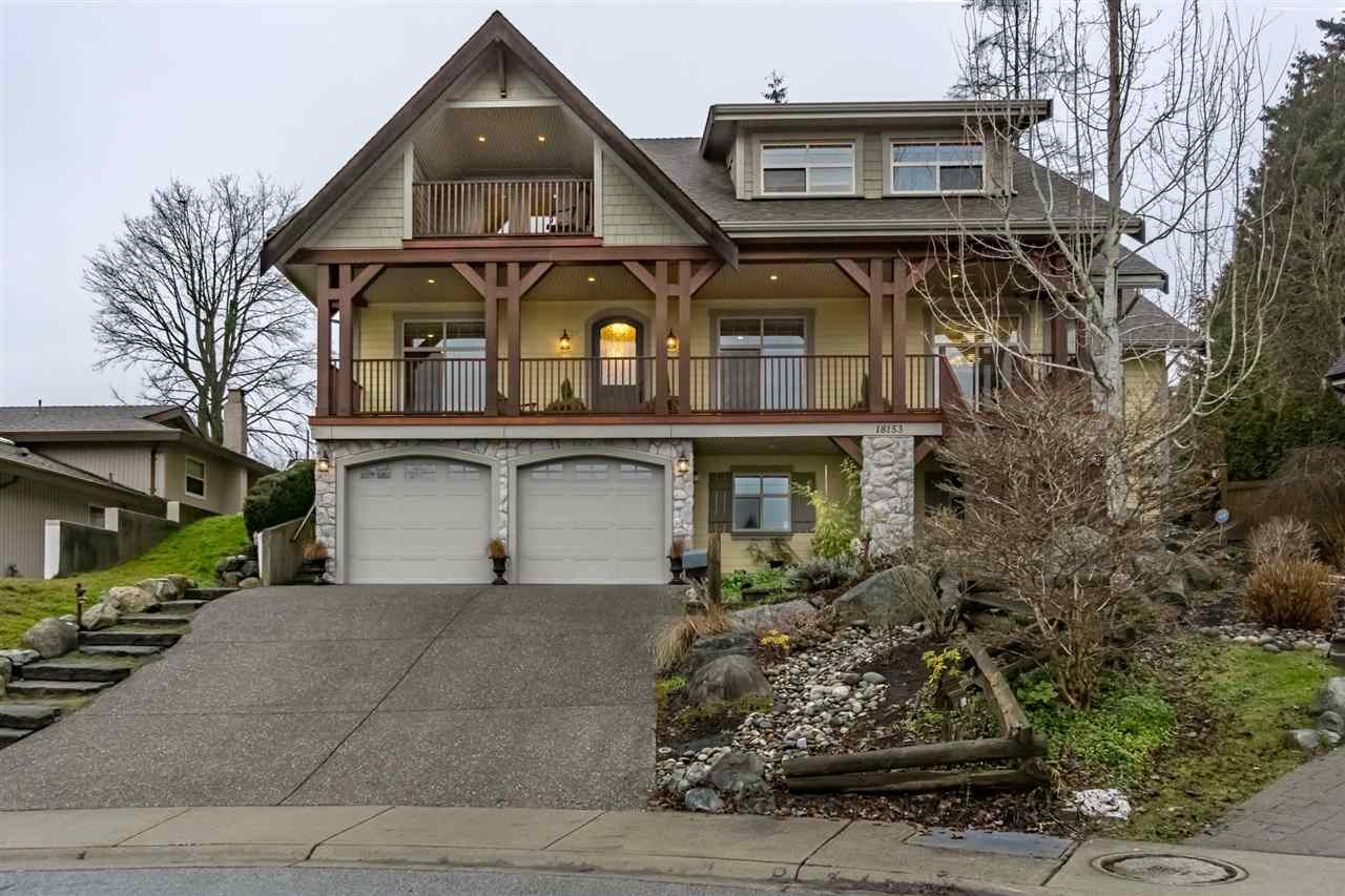 Main Photo: 18153 57A Avenue in Surrey: Cloverdale BC House for sale (Cloverdale)  : MLS®# R2230381