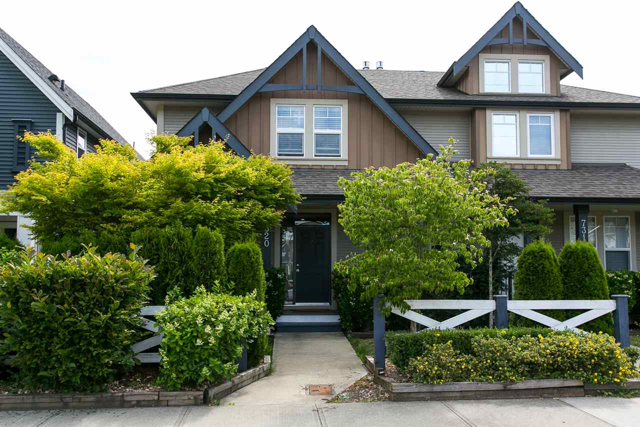 "Main Photo: 7320 192 Street in Surrey: Clayton Condo for sale in ""Clayton Heights"" (Cloverdale)  : MLS®# R2286650"