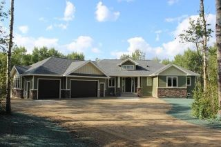 Main Photo: 1016A TWP RD 540 RD: Rural Parkland County House for sale : MLS®# E4095940