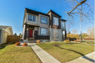 Main Photo: 2B MUIR Drive: St. Albert House Half Duplex for sale : MLS®# E4133604