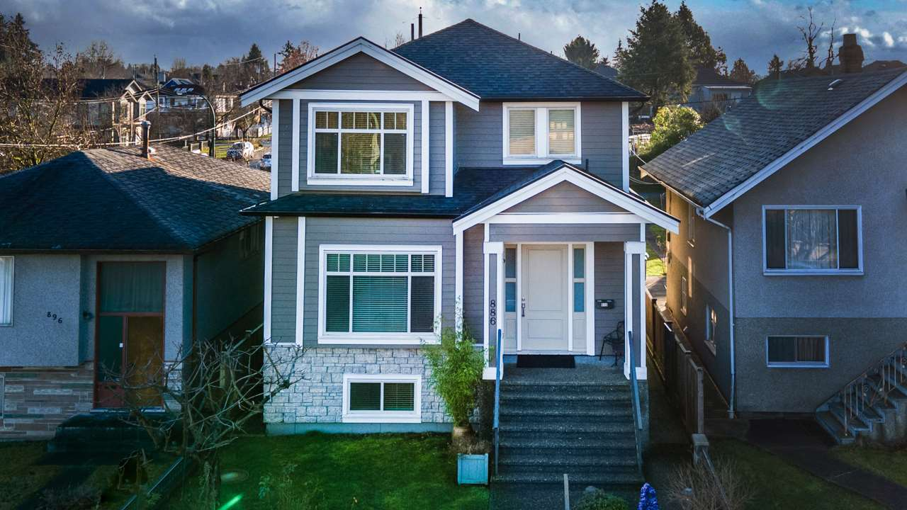 FEATURED LISTING: 886 KING EDWARD Avenue East Vancouver