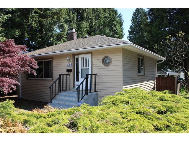 Main Photo: 1095 E 29TH Street in North Vancouver: Lynn Valley House for sale : MLS®# V1123732