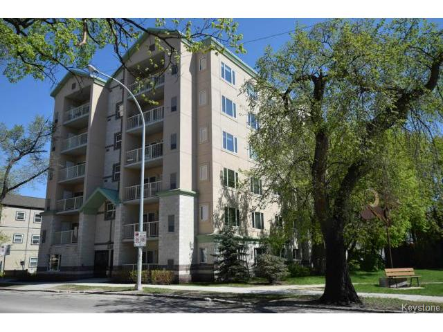 Main Photo: 330 Stradbrook Avenue in WINNIPEG: Fort Rouge / Crescentwood / Riverview Condominium for sale (South Winnipeg)  : MLS® # 1513596