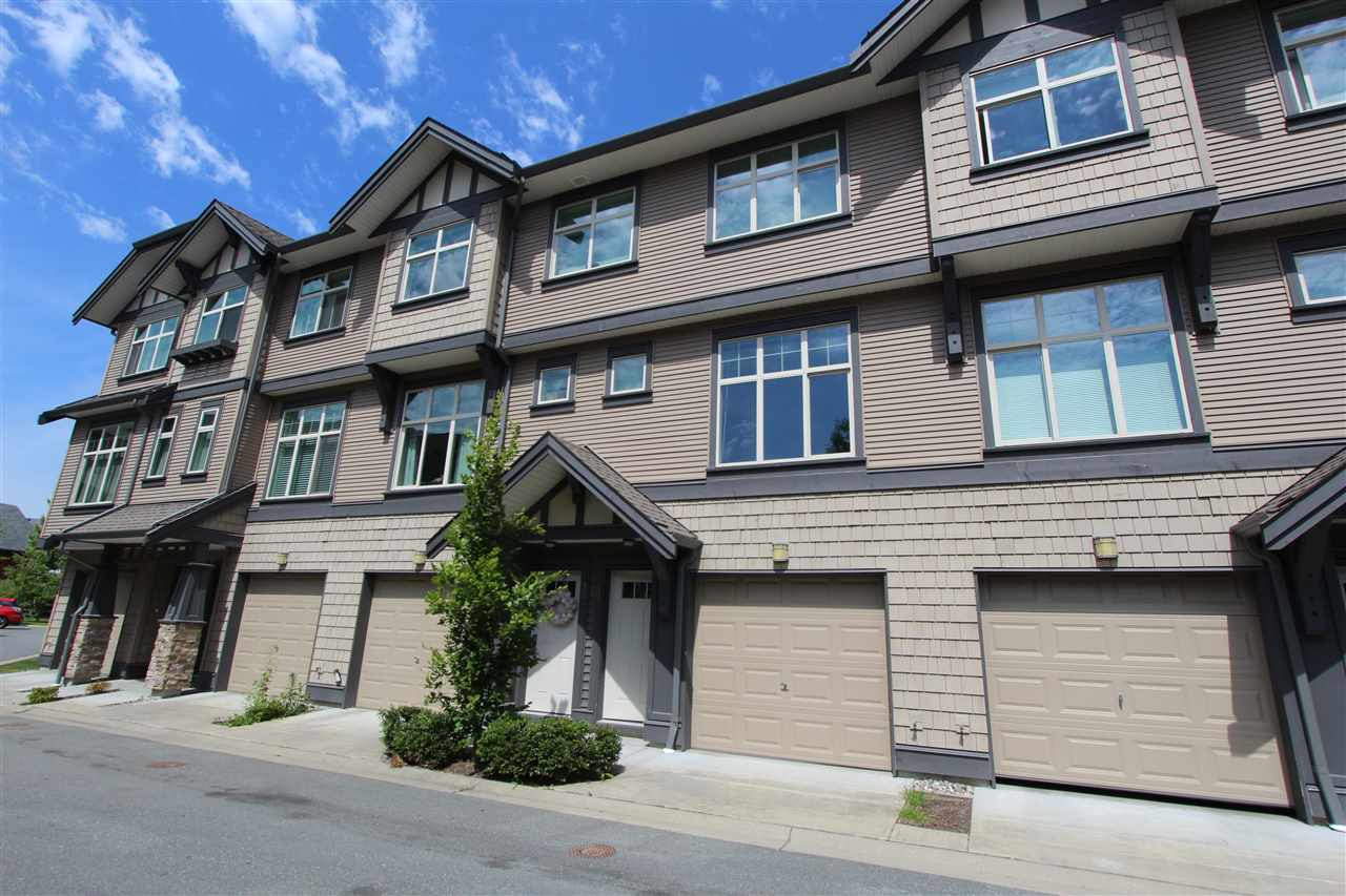 Main Photo: 49 31125 WESTRIDGE Place in Abbotsford: Abbotsford West Townhouse for sale : MLS®# R2176028