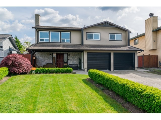 Main Photo: 21206 95A AVENUE in : Walnut Grove House for sale (Langley)  : MLS®# R2062799