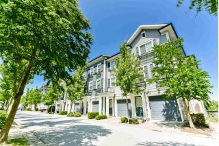 "Main Photo: 34 7348 192A Street in Surrey: Clayton Townhouse for sale in ""KNOLL"" (Cloverdale)  : MLS®# R2271971"