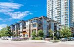 Main Photo: 401 1128 KENSAL Place in Coquitlam: New Horizons Condo for sale : MLS®# R2294784