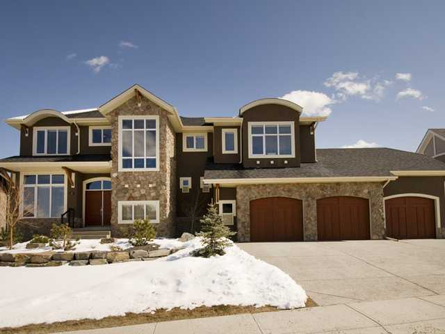 Main Photo: 11 Spring Willow Way SW in CALGARY: Springbank Hill Residential Detached Single Family for sale (Calgary)  : MLS® # C3471244