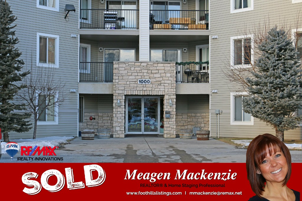 Another SOLD property in Okotoks Okotoks Real Estate