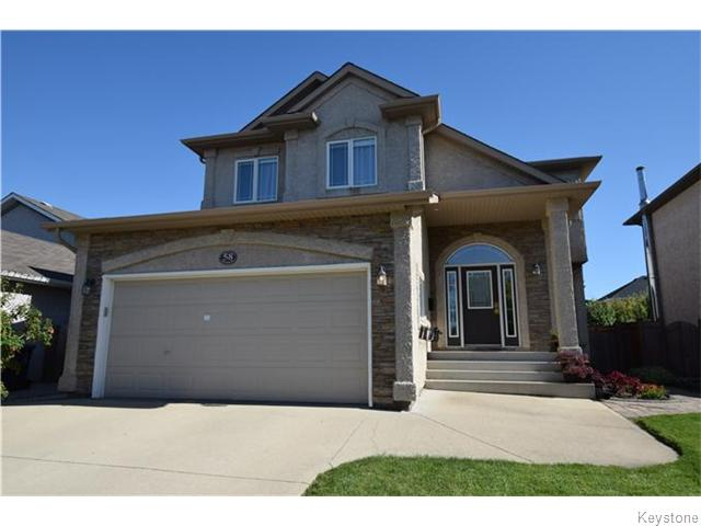 Main Photo: 58 Haverstock Crescent in Winnipeg: Linden Woods Residential for sale (1M)  : MLS® # 1622551