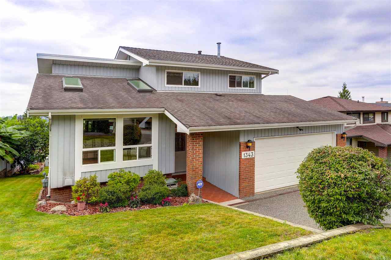 FEATURED LISTING: 1343 LANSDOWNE Drive Coquitlam