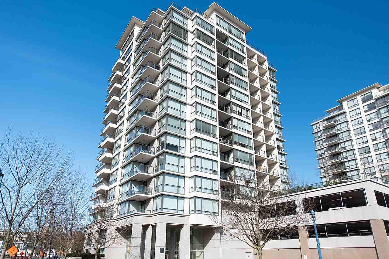 "Main Photo: 1701 7555 ALDERBRIDGE Way in Richmond: Brighouse Condo for sale in ""OCEAN WALK"" : MLS®# R2116269"