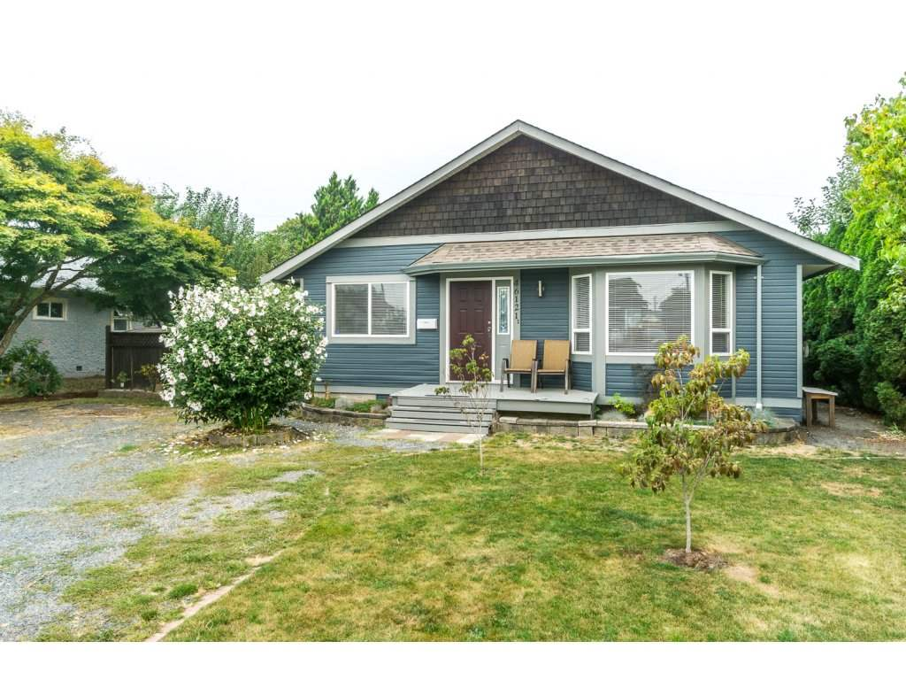 Main Photo: 46121 THIRD Avenue in Chilliwack: Chilliwack E Young-Yale House for sale : MLS® # R2203254