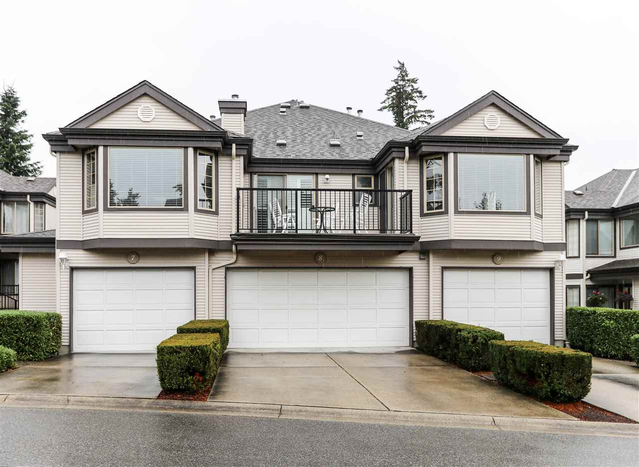 "Main Photo: 7 15840 84 Avenue in Surrey: Fleetwood Tynehead Townhouse for sale in ""Fleetwood Gables"" : MLS® # R2207805"