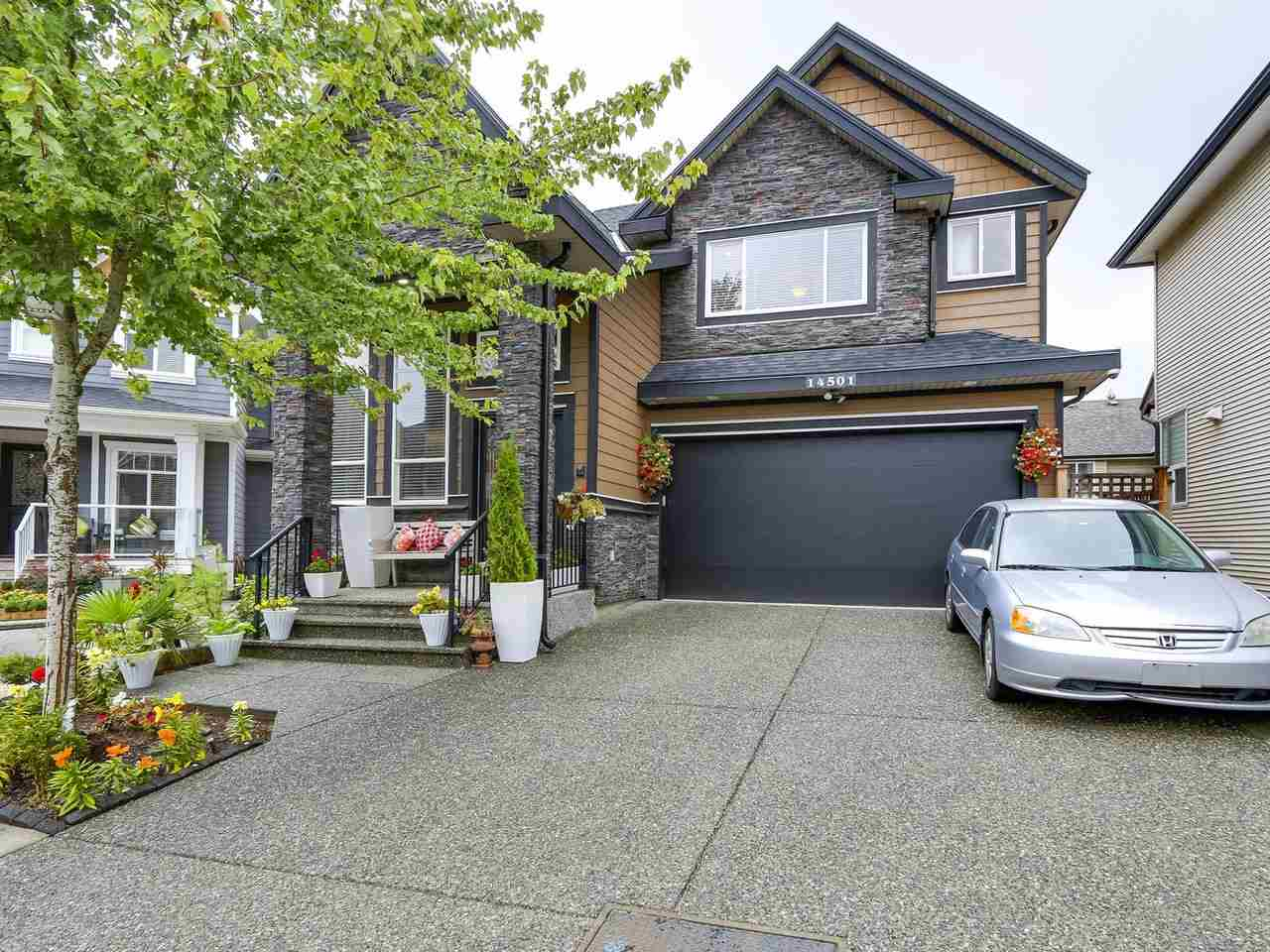 Main Photo: 14501 59A AVENUE in Surrey: Sullivan Station House for sale : MLS® # R2207599