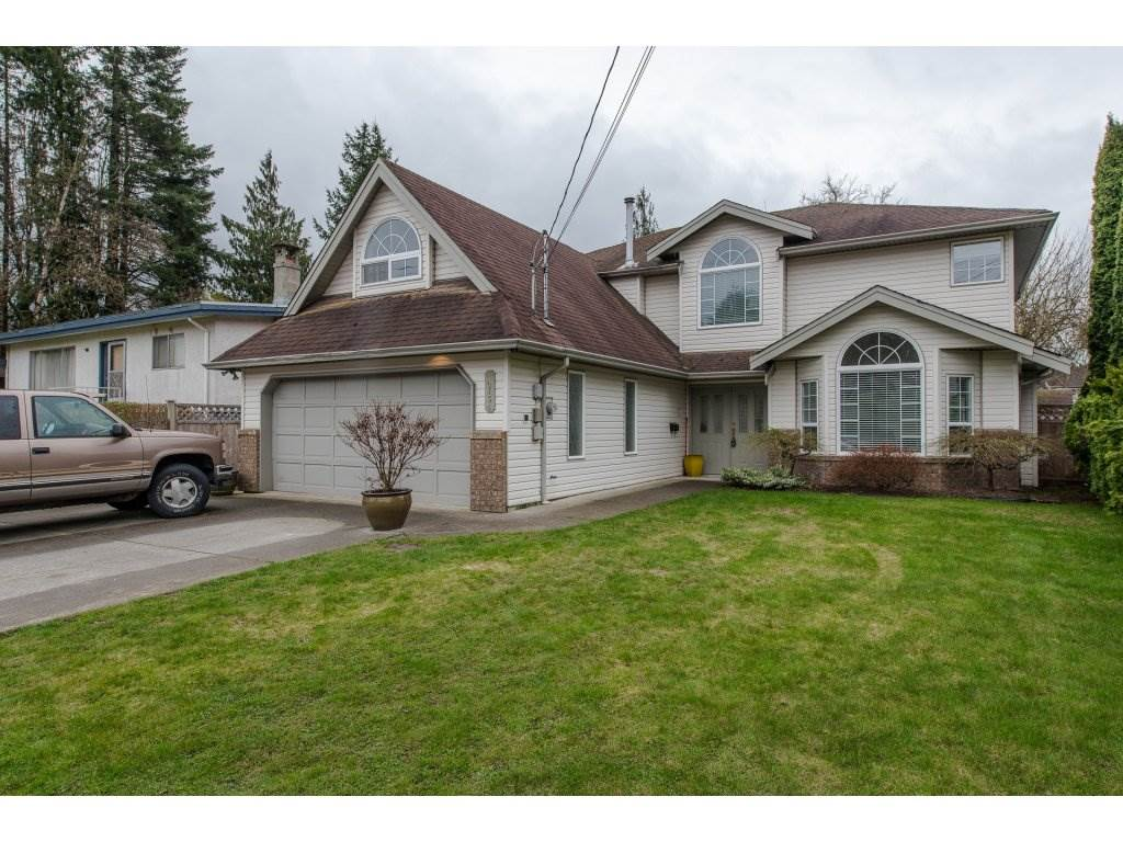 Main Photo: 46734 FRASER Avenue in Chilliwack: Chilliwack E Young-Yale House for sale : MLS®# R2251639