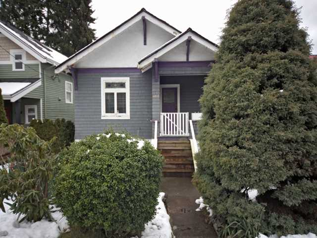 Main Photo: 215 E 29 Street in North Vancouver: Upper Lonsdale House for sale : MLS®# V872920