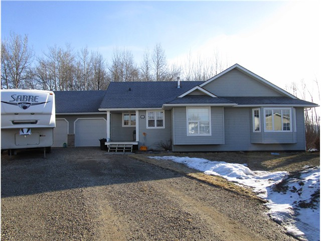 Main Photo: 9608 FAIRWAY Avenue: Taylor House for sale (Fort St. John (Zone 60))  : MLS® # N243166