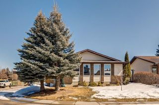 Main Photo: 48 WOODBROOK Way SW in Calgary: Woodbine House for sale : MLS®# C4176950