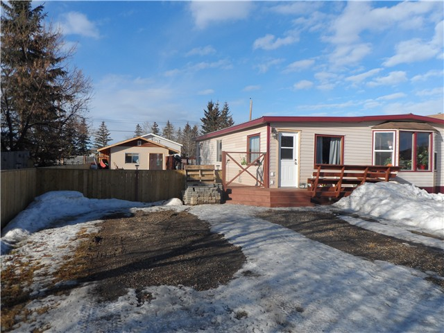 Main Photo: 10564 101ST Street: Taylor Manufactured Home for sale (Fort St. John (Zone 60))  : MLS® # N234148
