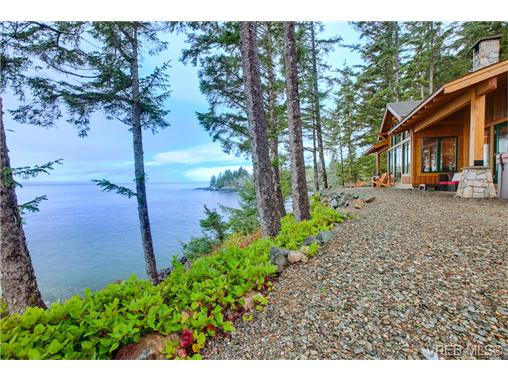 Main Photo: 2954 Fishboat Bay Road in SHIRLEY: Sk French Beach Single Family Detached for sale (Sooke)  : MLS® # 345453