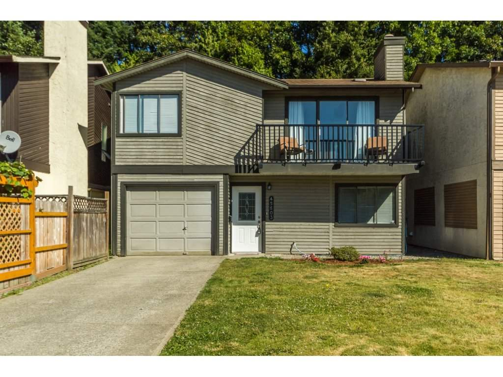 Main Photo: 45603 MCINTOSH Drive in Chilliwack: Chilliwack W Young-Well House for sale : MLS®# R2099818