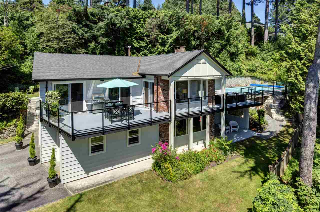 "Main Photo: 4341 KEITH Road in West Vancouver: Cypress House for sale in ""Caulfeild/Cypress"" : MLS(r) # R2188797"