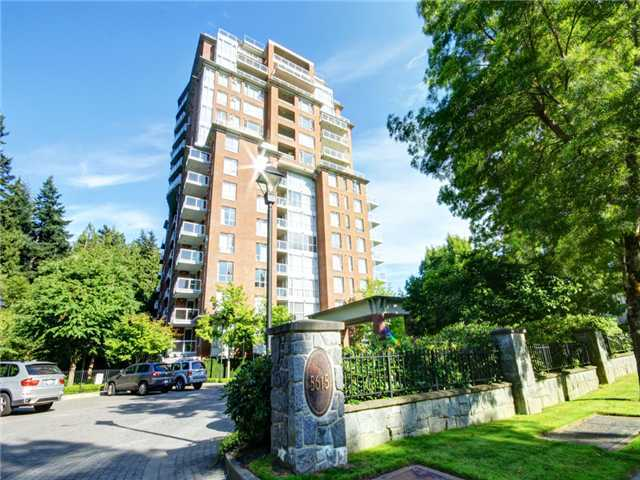 Main Photo: 706 5615 HAMPTON Place in Vancouver: University VW Condo for sale (Vancouver West)  : MLS®# V1036244