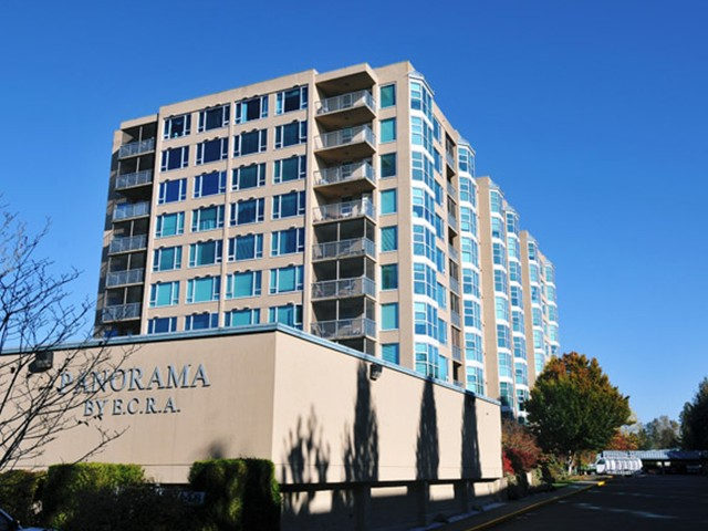 "Main Photo: 203 12148 224TH Street in Maple Ridge: East Central Condo for sale in ""THE PANORAMA BY E.C.R.A."" : MLS®# V1045485"