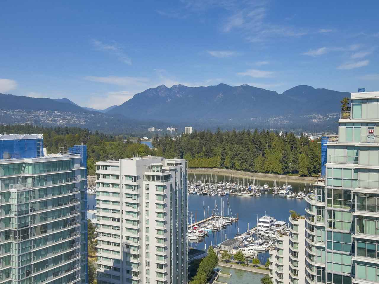 Main Photo: 2406 1723 ALBERNI STREET in : West End VW Condo for sale : MLS® # R2199313