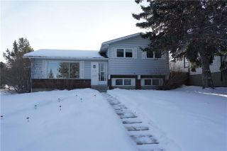 Main Photo: 500 QUEEN CHARLOTTE Road SE in Calgary: Queensland House for sale : MLS® # C4161962
