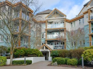 Main Photo: 106 490 Marsett Place in VICTORIA: SW Royal Oak Condo Apartment for sale (Saanich West)  : MLS®# 394233