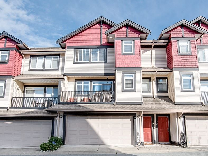FEATURED LISTING: 19 - 7168 179 Street Surrey