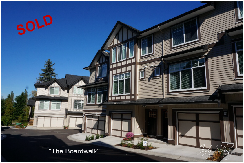 "Main Photo: 60 7090 180TH Street in Surrey: Cloverdale BC Townhouse for sale in ""THE BOARDWALK"" (Cloverdale)  : MLS®# F1323453"